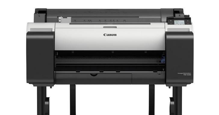 Canon發表全新大圖輸出機,創下多元環境靜音運作新標竿