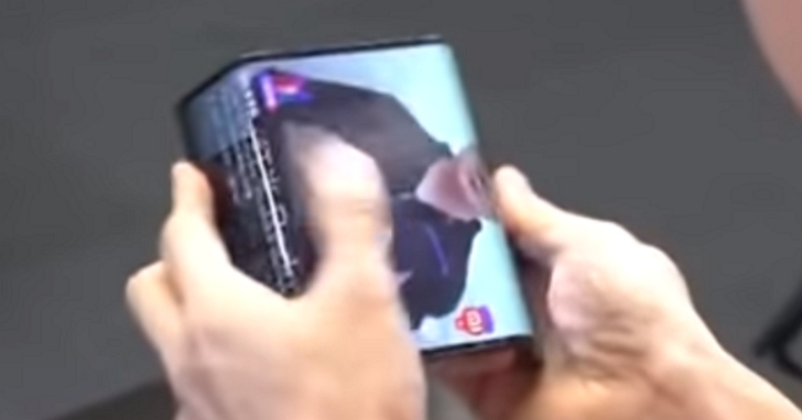 小米回應柔宇科技砲轟雙折疊手機事件:我們是自己研發,並非拿LG的概念機
