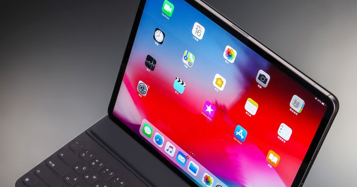 Apple iPad Pro 12.9- 媲美筆電性能的旗艦平板