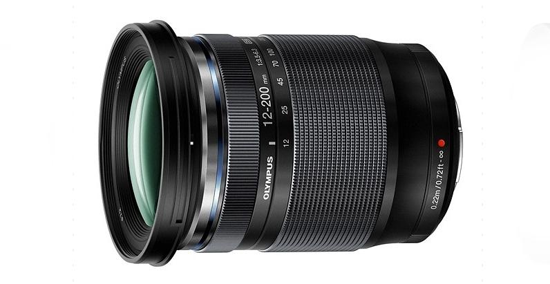M4/3最強旅遊鏡現身,Olympus 發表 12-200mm F3.5-6.3 變焦鏡