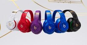 NBA 全明星賽即將開打!蘋果火速為 NBA 六支球隊推出了 Beats Studio3 Wireless 聯名耳機