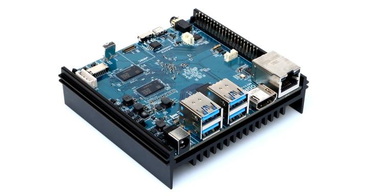 Hardkernel推出Odroid-N2單板電腦,顯示效能再升級