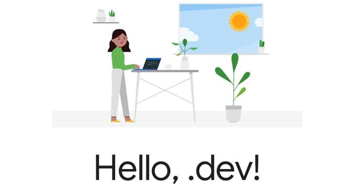 繼「.app」開放註冊購買後,Google 宣佈即將開放「.dev」頂級域名註冊