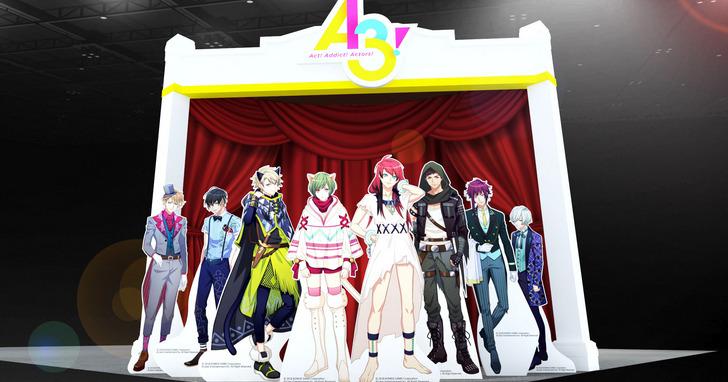 《A3!》繁中版首場海外出展首選香港,前進C3AFA HK 2019