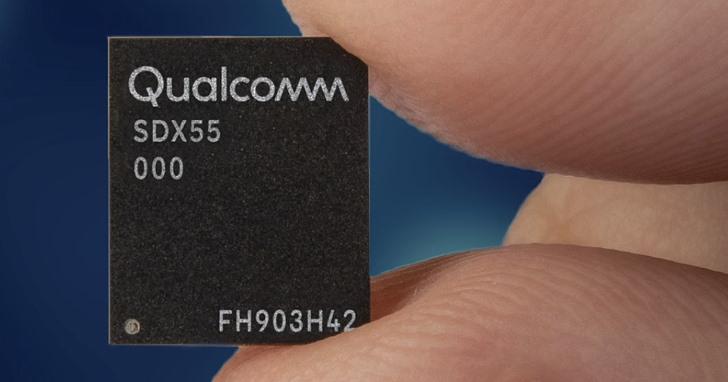 5G 手機八字還沒一撇,Qualcomm 已發表第二款 5G NR 數據機 Snapdragon X55