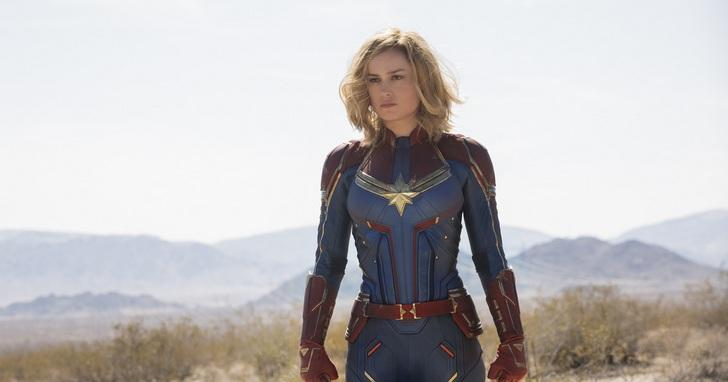 《驚奇隊長》布麗拉森歷經9個月嚴格訓練,漫威最強女英雄霸氣登場!