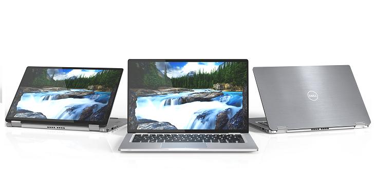 Dell Latitude 7400 二合一商用筆電登台,螢幕 360 度翻轉、搭配近接感測器 1 秒登入系統
