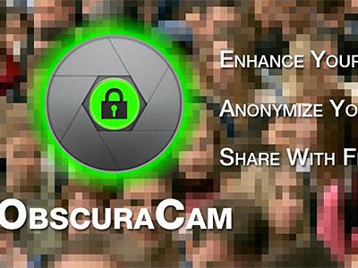 Android Market:ObscuraCam 幫你的照片加馬賽克