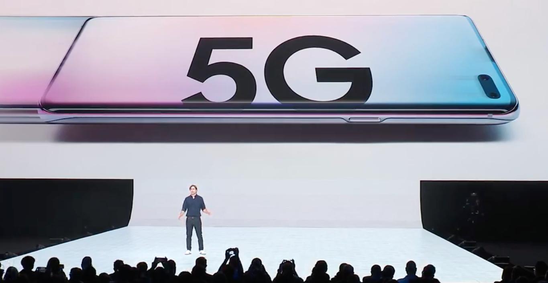 三星首款 5G 手機來了,Galaxy S10 5G 將在歐洲推出