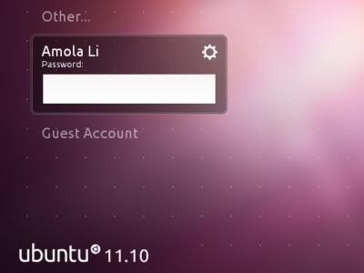 Ubuntu 11.10 內外更新,測試版 UI 提前看