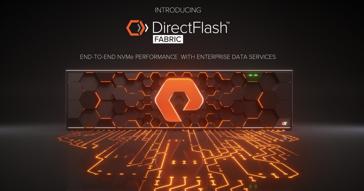 NVMe-oF RoCE搭配DirectFlash Fabric解決方案,Pure Storage推出企業級超大規模應用架構