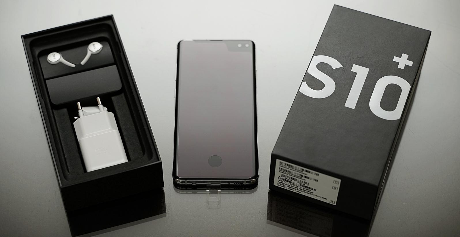 三星 Galaxy S10+ 多圖實拍,Exynos 9820 處理器跑分效能突破 33 萬分
