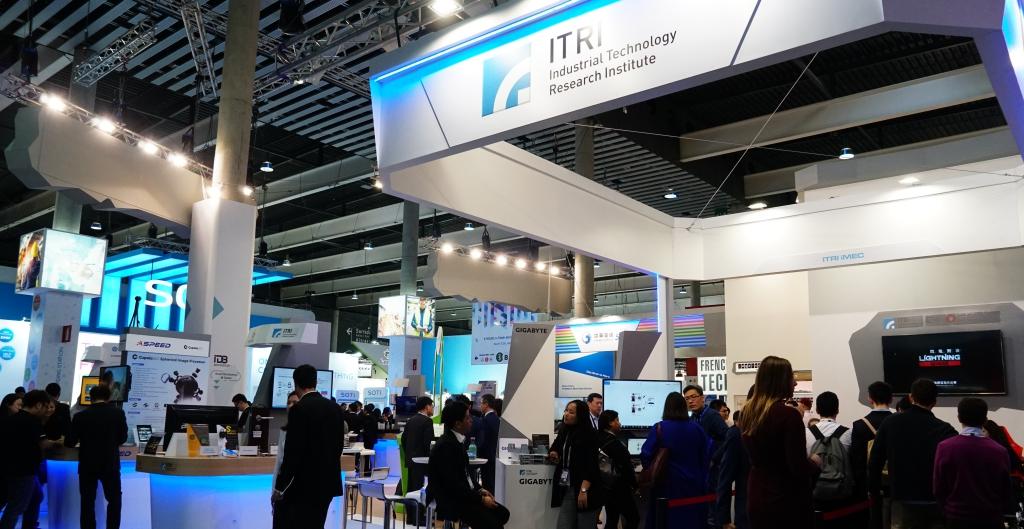 工研院前進 MWC 打造台灣館,展示 5G 應用、智慧鎖、非接觸式睡眠偵測技術