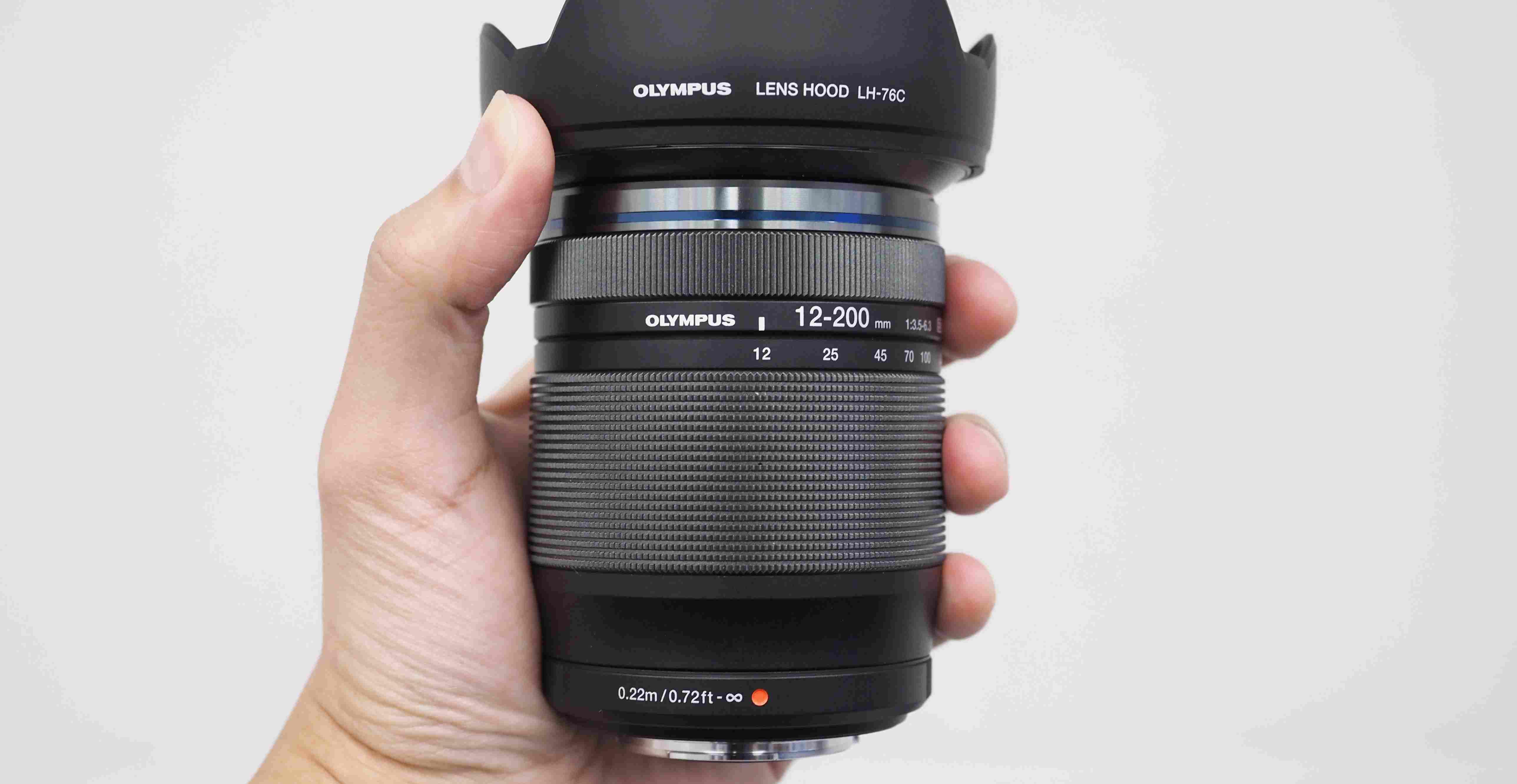 M4/3 神級旅遊鏡 Olympus M.ZD 12-200mm F3.5-6.3 簡單動手玩