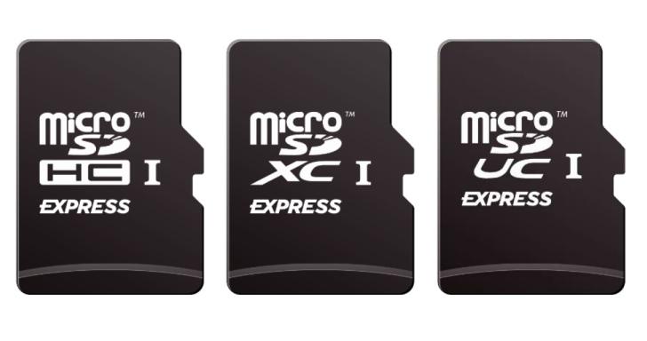 microSD Express導入NVMe傳輸介面,小小記憶卡也能飆出985MB/s極速效能