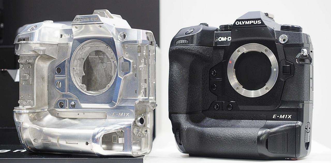 走過悠長的百年歷史,CP+ 現場體驗 Olympus 最新銳的相機產品與技術