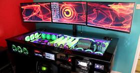 NVIDIA 用數據告訴你,玩家的硬體越好,螢幕更新率越高,真的能夠在遊戲中殺比較多人