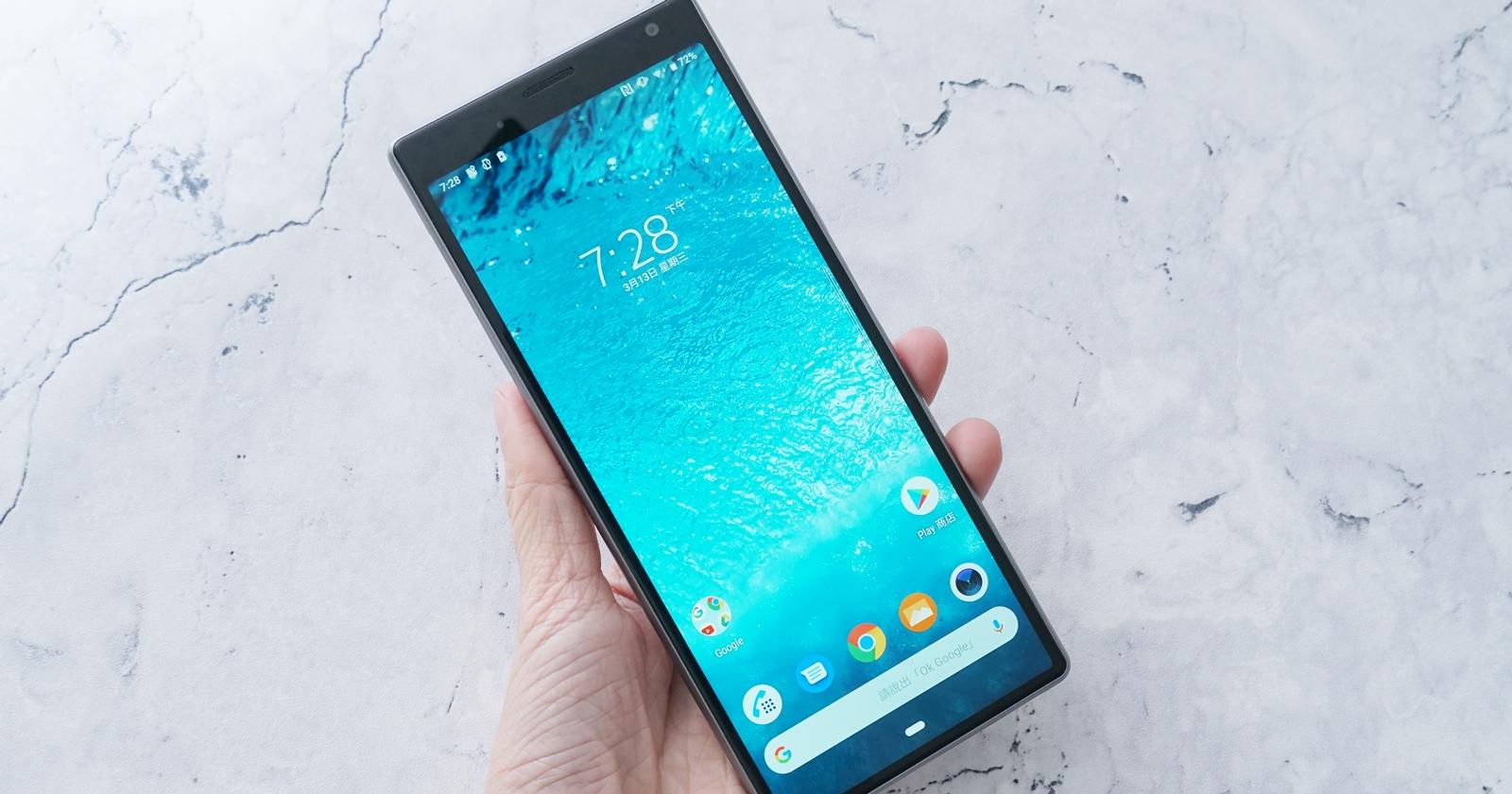Sony Xperia 10 Plus 動手玩,21:9 螢幕和拍照模式實用嗎?