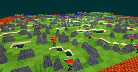 AI大逃殺:把128個AI放到遊戲裡內鬥,結果會是如何?