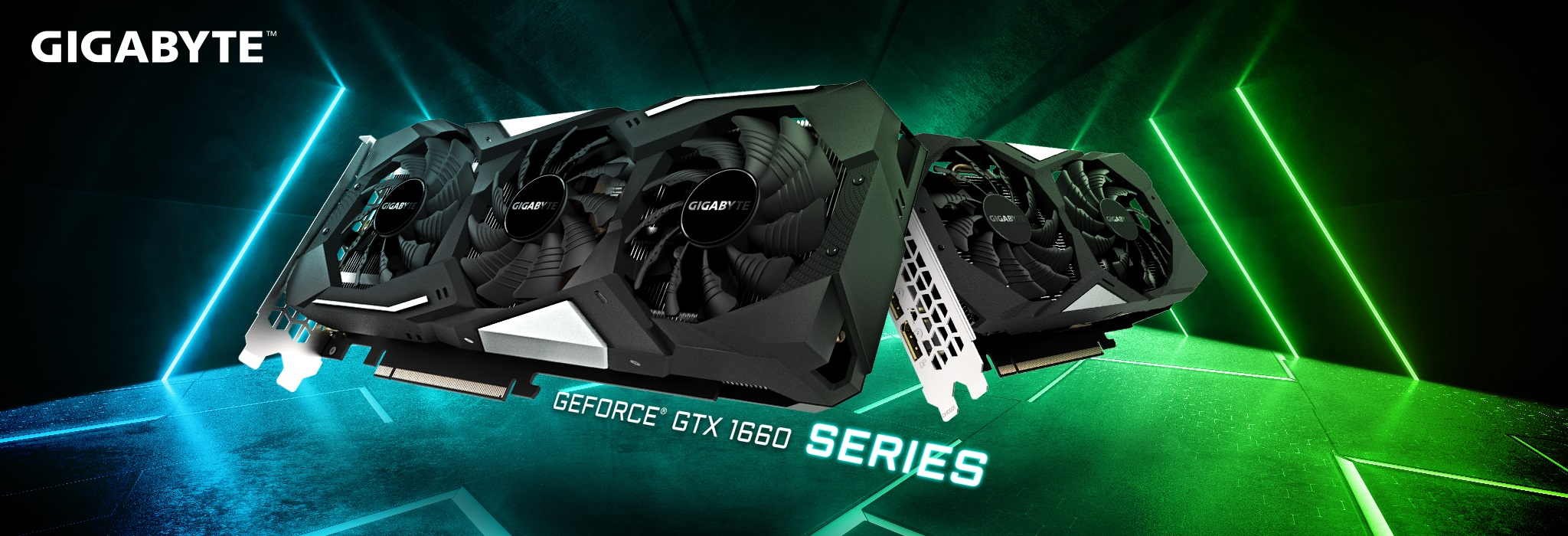 技嘉接力發佈GeForce GTX 1660晶片顯示卡
