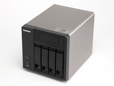 QNAP TS-419P II:擁有 2.0GHz 處理器的進階 NAS