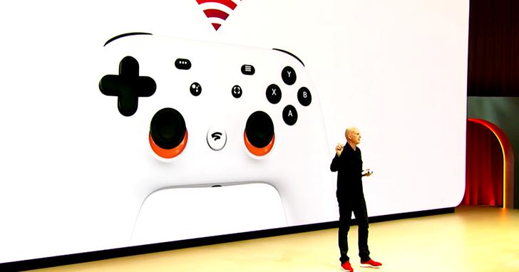 Google正式進軍串流遊戲界,發表Stadia平台以及自家的遊戲控制器