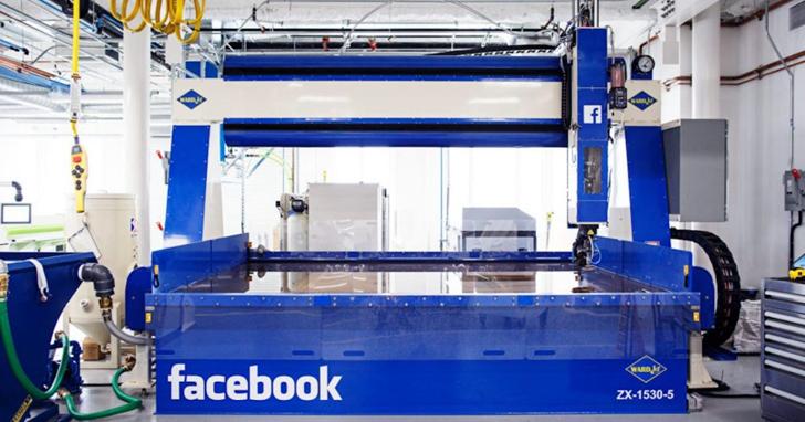 facebook的「硬體開源」啟示錄