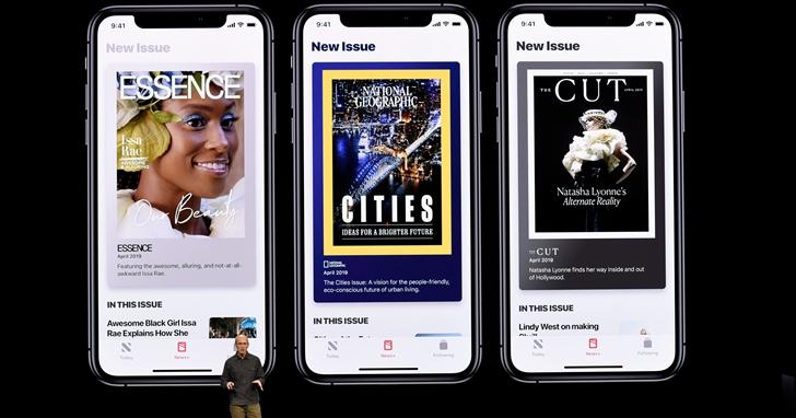 評論2019蘋果春季發表會:庫克開啟蘋果新時代,硬體公司轉型服務公司