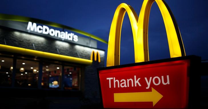 麥當勞愈來念像科技公司了,它要根據天氣、時間和顧客過往記錄推薦菜單