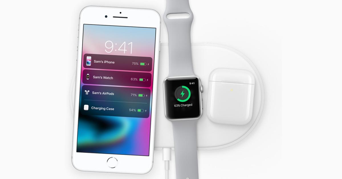 無線充電搞不定,AirPower 掰掰!外媒報導蘋果取消上市計劃