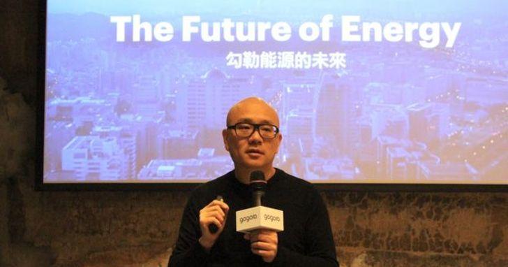 Gogoro 執行長陸學森:電動機車是台灣不可再度錯失的機會
