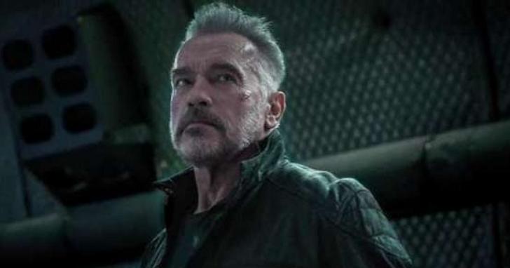 《魔鬼終結者6 》阿諾回歸劇照曝光,這位71歲的阿公還能繼續演到《魔鬼終結者8 》嗎?
