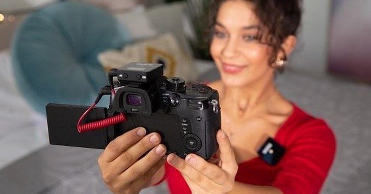 Rode Wireless Go 發佈,讓你的相機也能用上小型無線麥克風