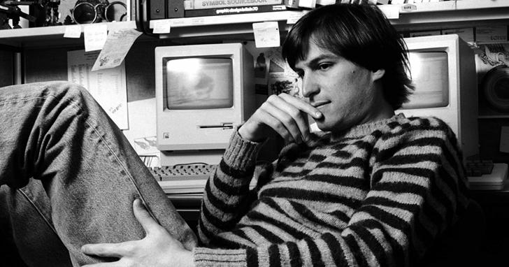 《庫克傳》的作者,講了一段賈伯斯造電腦的故事