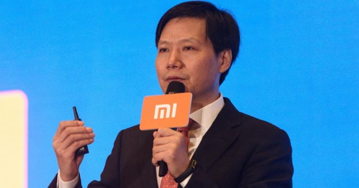 小米去年獲利620億元,光雷軍一人年薪加股權就超過450億!