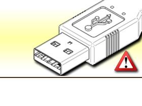 USB Alert:下班不會再忘記拔走隨身碟