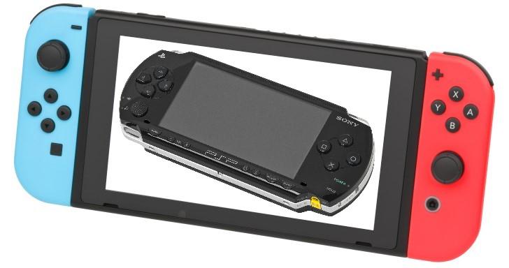 PSP模擬器登陸Switch,實測2D遊戲可全速執行