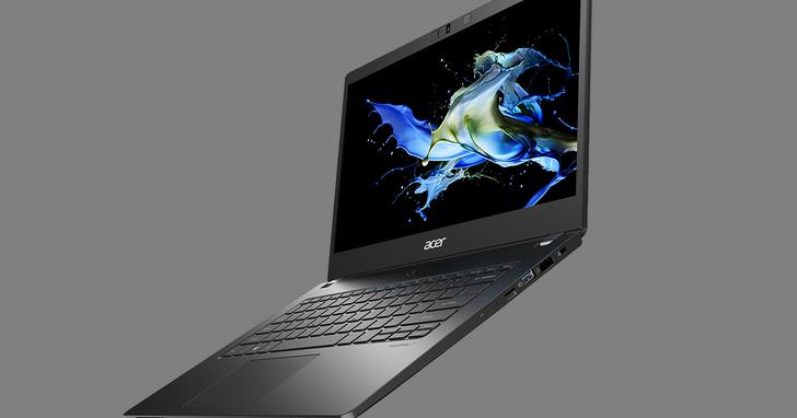 宏碁推出TravelMate P6系列商用筆電,兼顧輕薄、耐用、長效電力