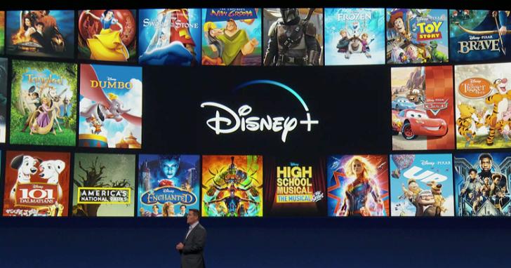 迪士尼串流服務「Disney+」將皮克斯、漫威、星戰、國家地理等大咖齊聚, 每月220元台幣你會訂閱嗎?