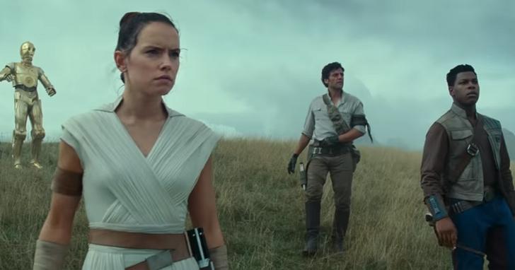 《星際大戰9:The Rise of Skywalker》「天行者崛起」預告正式釋出,詭異笑聲響起