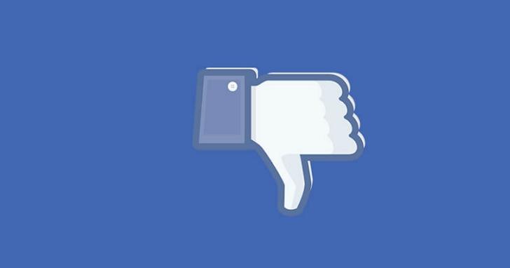 原因不明,臉書、IG 下午六點半開始全球大當機