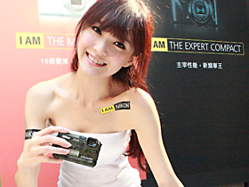 Nikon P7100、AW100、D3100 新相機發表搶先玩