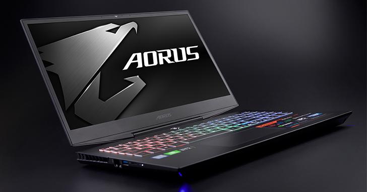 AORUS 15 電競筆電 領先全球240Hz面板 第九代Intel 處理器 效能傲視群倫