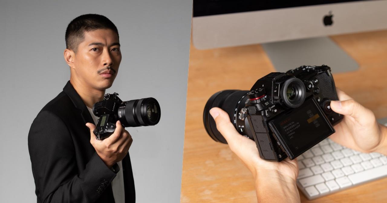 專訪「我們與惡的距離」攝影師 陳克勤的 Panasonic S1 相機使用體驗