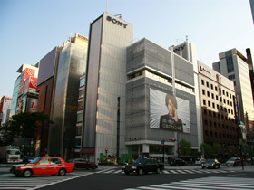 Sony 迷聖地:跨海直擊東京銀座 Sony Building