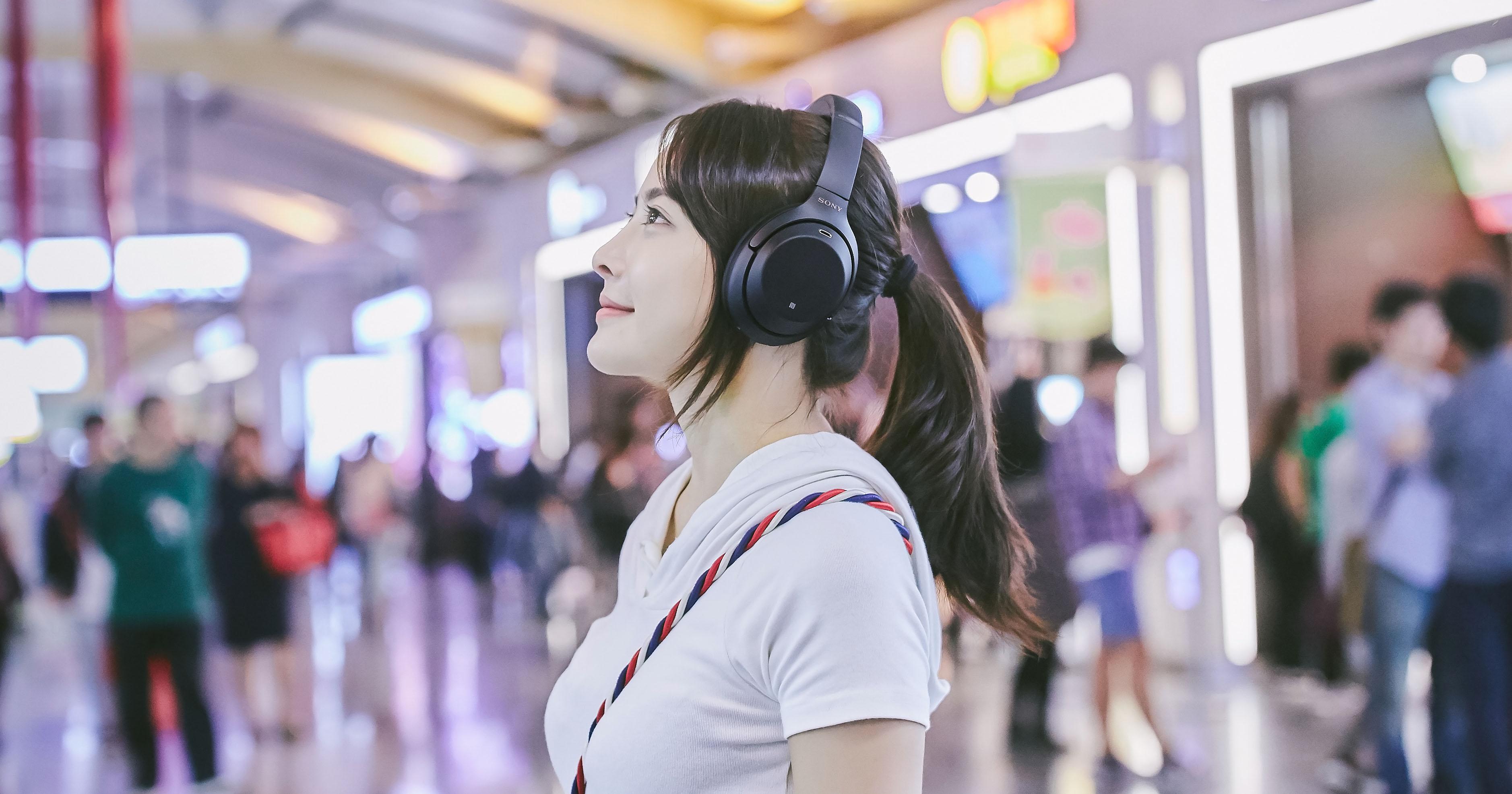 Sony WH-1000XM3 的降噪效果有多好?實際走訪五大生活場景,測了就知道!