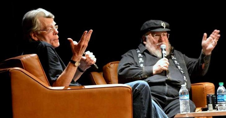 恐怖小說之王、喬治馬丁的好友,史蒂芬金預測權力遊戲大結局由誰坐上鐵王座