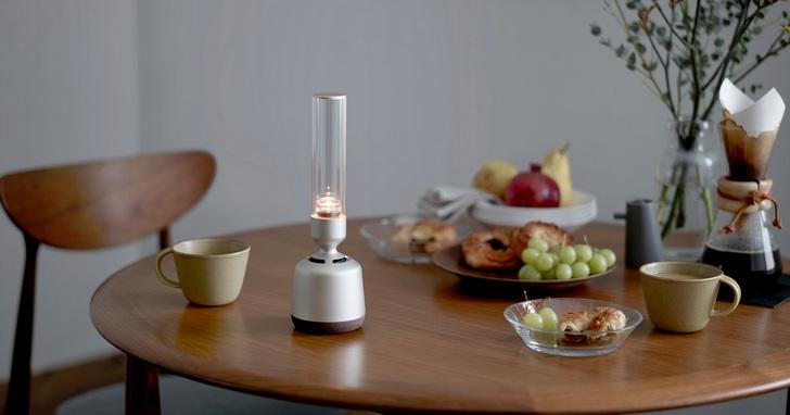 Sony玻璃共振揚聲器LSPX-S2在台上市,360度營造優雅視聽響宴