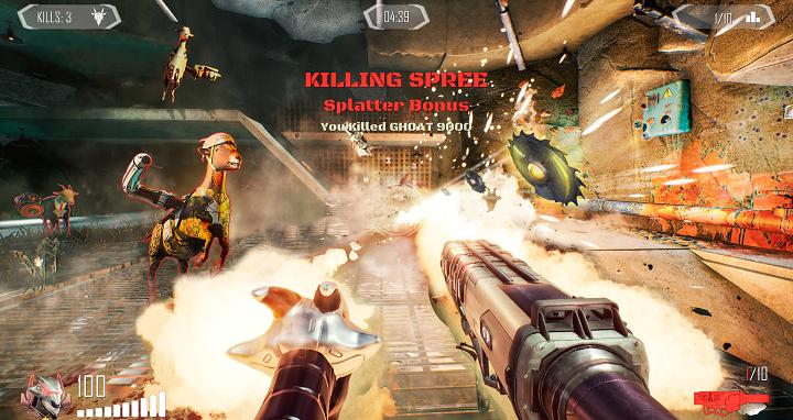 第一「羊」稱射擊遊戲?《Goat of Duty》讓你體驗動物界的重火力!