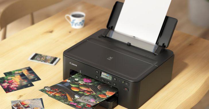 Canon推出PIXMA TS707相片印表機,支援Airprint行動列印及美甲貼紙列印